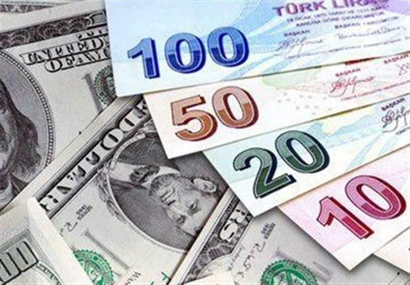 رکورد شکنی قیمت دلار در ترکیه