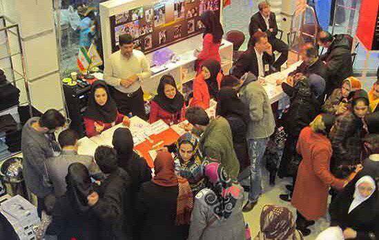 اتفاق جالبی که در یکی از فروشگاه های تهران رخ داد