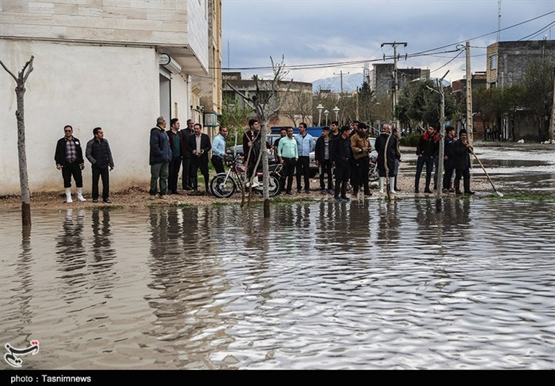 هشدار هواشناسی به مردم ۵ استان/تشدید بارش از عصر امروز