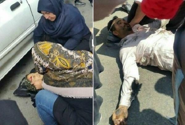 دادستان اصفهان: دستگیری متهم خیابان نیکبخت اصفهان هنگام فرار از مرزهای جنوبی