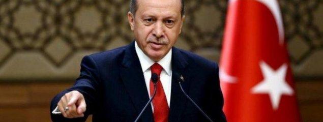 قانونگذاران آمریکایی لایحه اعمال تحریمها علیه ترکیه را ارائه کردند/ اردوغان در لیست تحریم