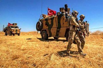 نظامیان آمریکایی هدف حملات ترکیه در شمال روسیه قرار گرفته اند