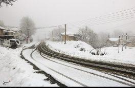 هواشناسی ایران| آغاز بارش برف و باران ۳ روزه از اواخر فردا در کشور