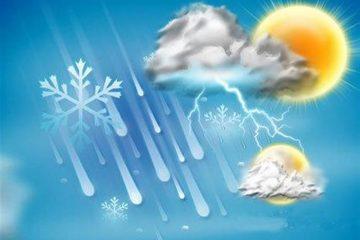 هشدارهای هواشناسی به کشاورزان تا ۱۲ دی