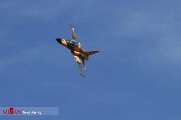 خبر خوش فرمانده نیروی هوایی ارتش؛ رژه ۳ فروند جنگنده کوثر در آینده نزدیک