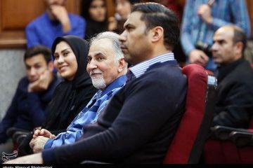 زنی که وکیل محمد علی نجفی شد