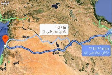 هدف حمله آمریکا به «حشد»: زدنِ پلِ تهران – مدیترانه!