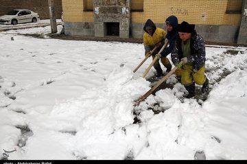 هواشناسی ایران ۹۸/۱۱/۲۱|هشدار کاهش ۲۰ درجه ای دما