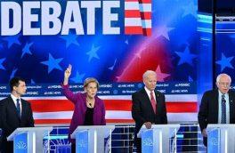 پاسخ نامزدهای دموکرات آمریکایی به چهار سوال درباره ایران