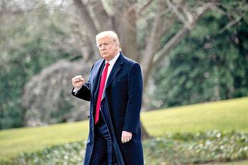 تحلیل نشنالاینترست ازبازی پرریسک ترامپ با ایران