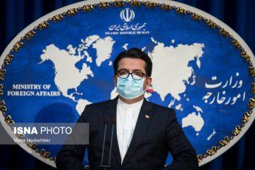 واکنش سخنگوی وزارت خارجه به سخنان اخیر برخی از مقامات سابق و فعلی آمریکا درباره شهید سلیمانی