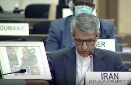 ترور شهید سلیمانی صلح و امنیت بینالمللی را به خطر انداخت