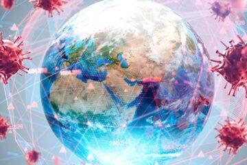۱۵۰ میلیون نفر؛ نمودار ابتلای جهانی به کرونا دوباره صعودی شد