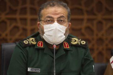 رئیس سازمان بسیج: وزارت بهداشت تعهداتش در طرح شهید سلیمانی را انجام داد/ برای کمک در واکسیناسیون عمومی آماده ایم