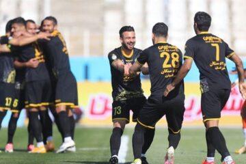 هفته بیست و هفتم لیگ برتر|برد شیرین سپاهان و ادامه دوئل با پرسپولیس برای قهرمانی