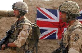 جانسون پایان حضور نظامی انگلیس در افغانستان را اعلام کرد