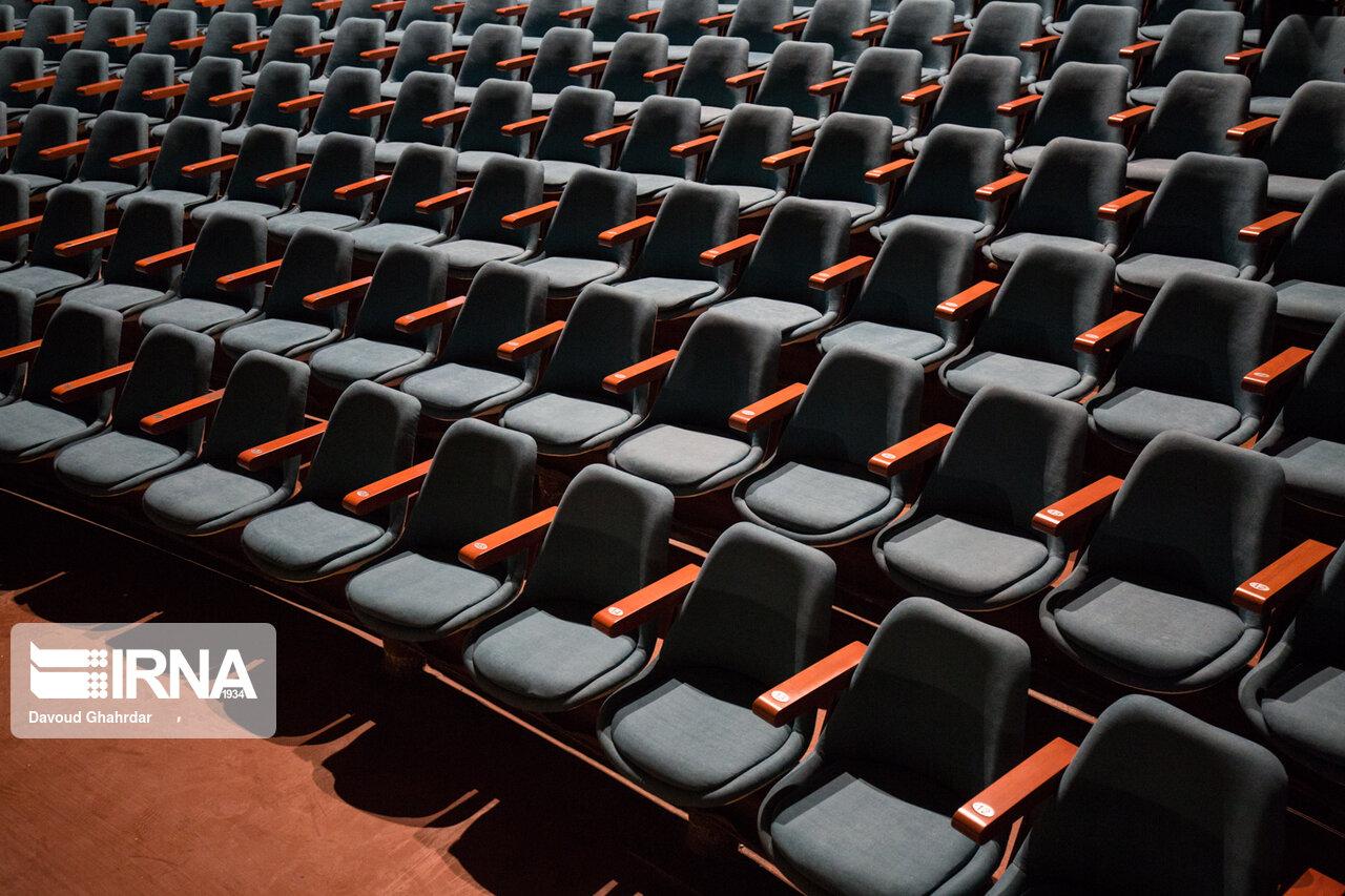 تعطیلی سالنهای سینما و تئاتر، برای سلامت مردم ایران