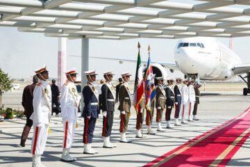 معاون رییس جمهوری ونزوئلا و رییس مجلس قرقیزستان وارد تهران شدند