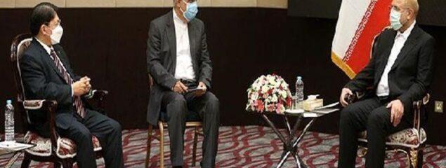 قالیباف:همکاری ایران و نیکاراگوئه برای مقابله با تحریم ها ضروری است