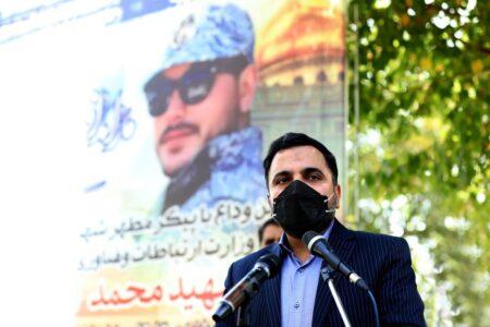 وزیر ارتباطات: جبهه جدید دفاع از انقلاب، فضای مجازی است