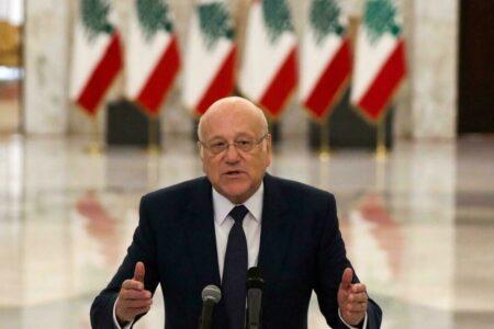 رای اعتماد پارلمان لبنان به کابینه نجیب میقاتی