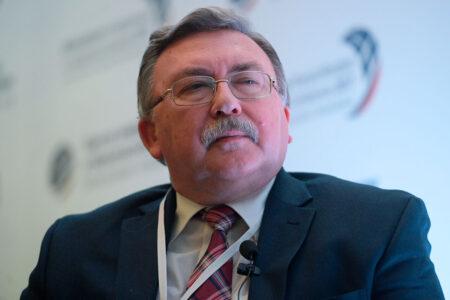 اولیانوف: خواست ایران برای دریافت ضمانت از آمریکا منطقی است