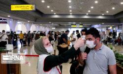 پایش سلامت حدود ۷۴۵ هزار مسافر در مرزهای ورودی کشور