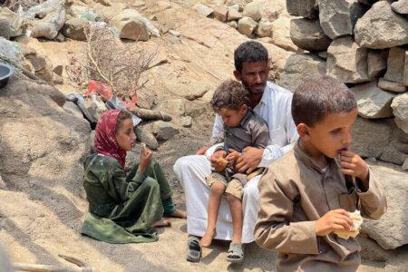 فروکش نکردن عوامل بحران یمن و گسترش گرسنگی